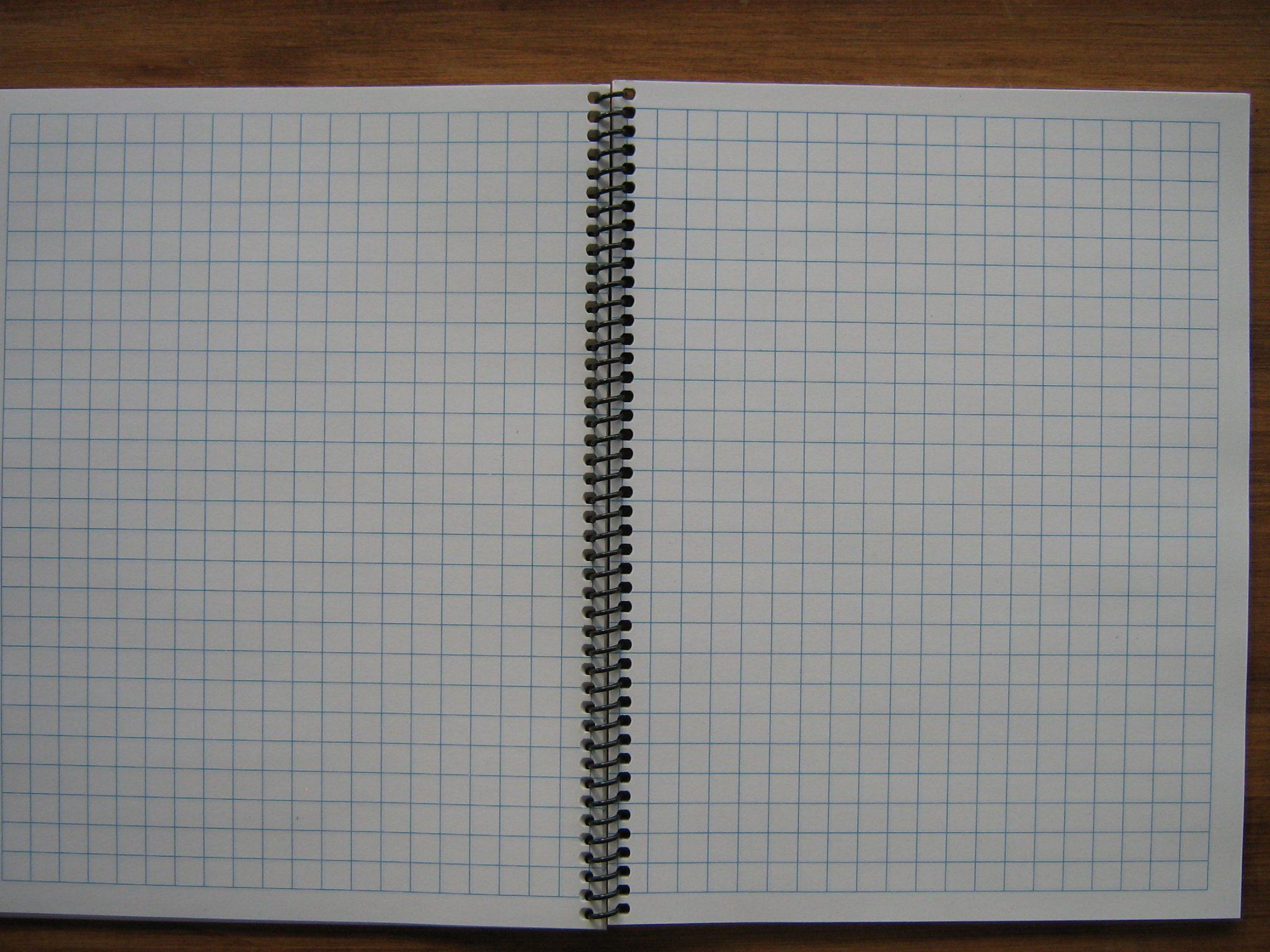 9adc94300179 spiral graph paper notebook - Mara.yasamayolver.com