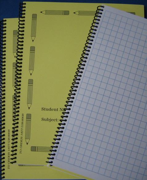 36dspiral 1 cm graph paper spiral notebooks 8 5 u0026quot  x 11