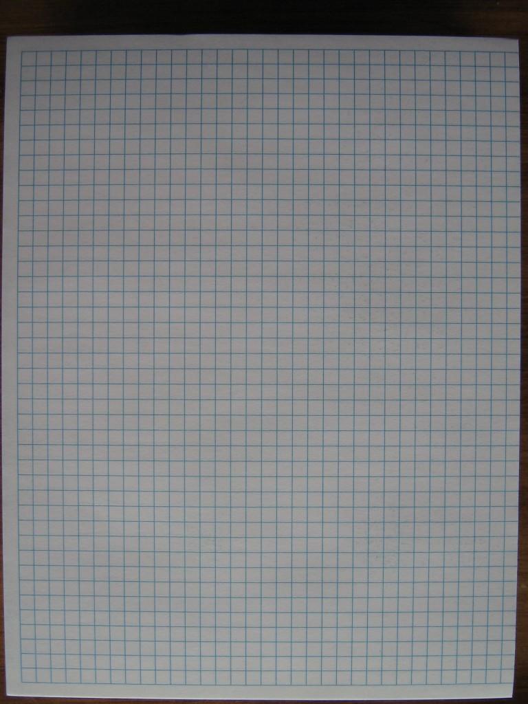 55d quarter inch graph paper - sheet size  8 5 u0026quot  x 11 u0026quot  - 500 sheets  pkg